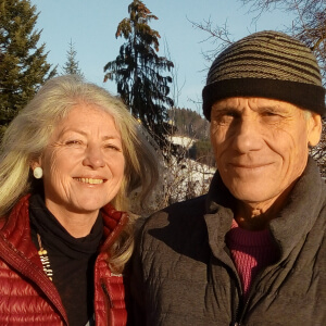 Speaker - Astrid Habiba Kreszmeier & Hans-Peter Hufenus