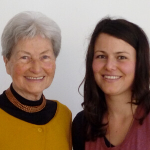 Speaker - Hildegard Breiner, Stefanie Rüscher