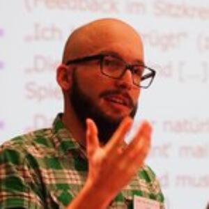 Speaker - Prof. Dr. Eric Pfeifer