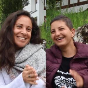 Speaker - Maya Sasson & Mai Shaheen